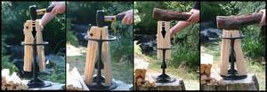 Устройство для колки дров своими руками