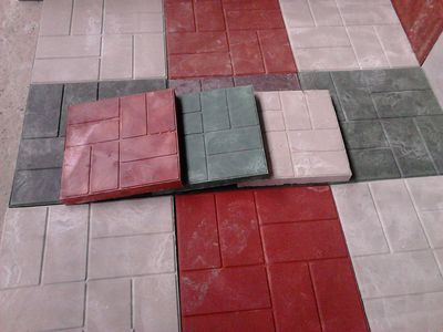 Полимерпесчаная плитка понятие виды и способы укладки
