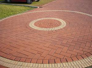 Применение тротуарной полимерпесчаной плитки