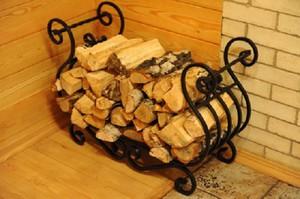 Подставка для дров как сделать 61