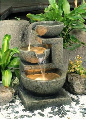 Особенности создания фонтана своими руками