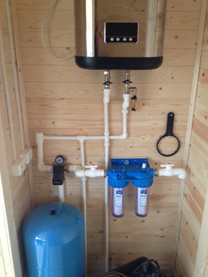 Запорная и разборная арматура для водопровода