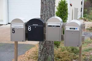 почтовый ящик своими руками - фото лучших решений создания ящика ... | 199x300