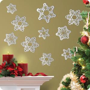 как украсить дом мишурой на новый год