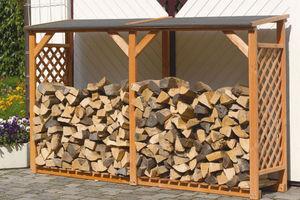 Разновидности построек для хранения дров