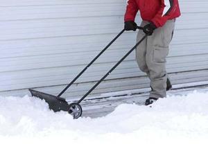 Сделать лопату для уборки снега своими руками фото 408