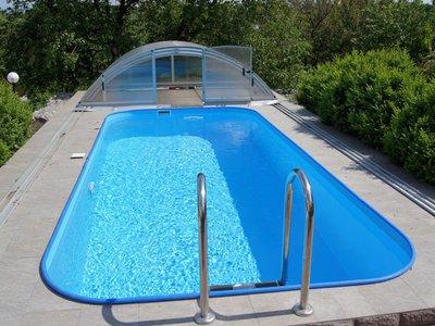 Как самому сделать бассейн из полипропилена