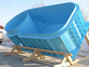Правила установки бассейна