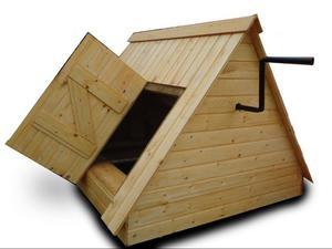 Строительство домика для колодца