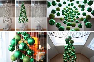 Как украсит квартиру к Новому году