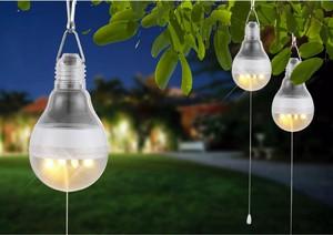 Уличное освещение на батарейках