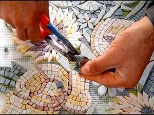 Стол из мозаики своими руками - фото и инструкция Своими 37