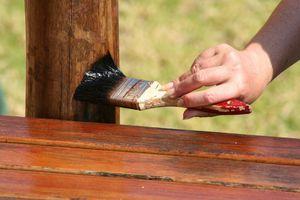 Профилактика гниения древесины
