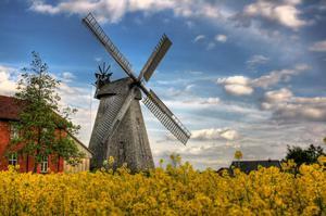 Как построить ветряную мельницу
