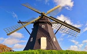 Какие существуют ветряные мельницы